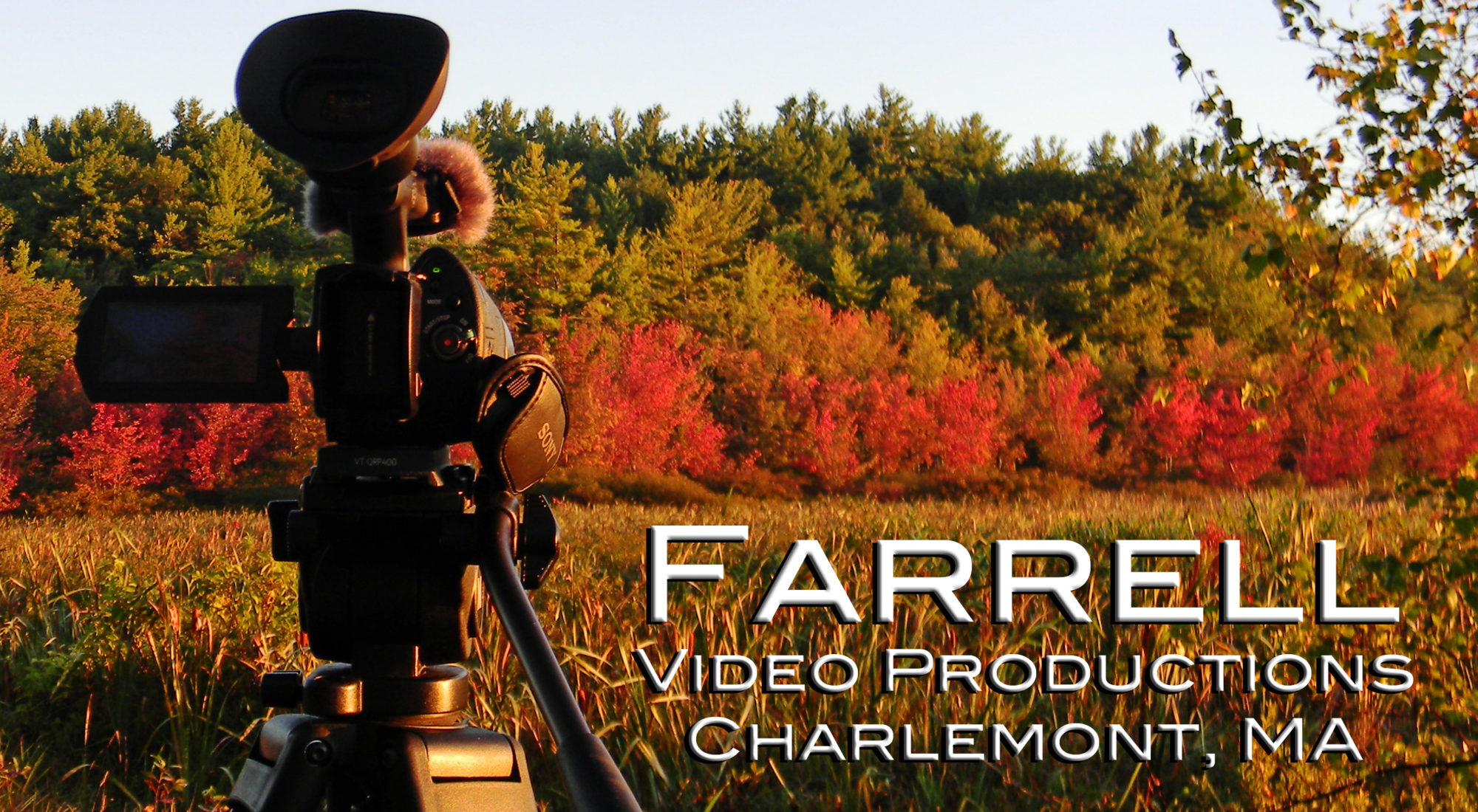 "Farrell Video Productions, ""Video for Your Website and the World"""